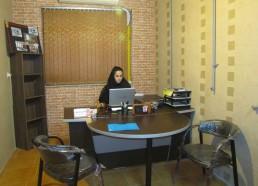 فضای اداری و مشاوره موسسه